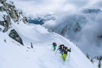 Skitourenreisen
