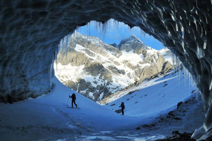 Skihochtouren im südlichen Bergell Highlights