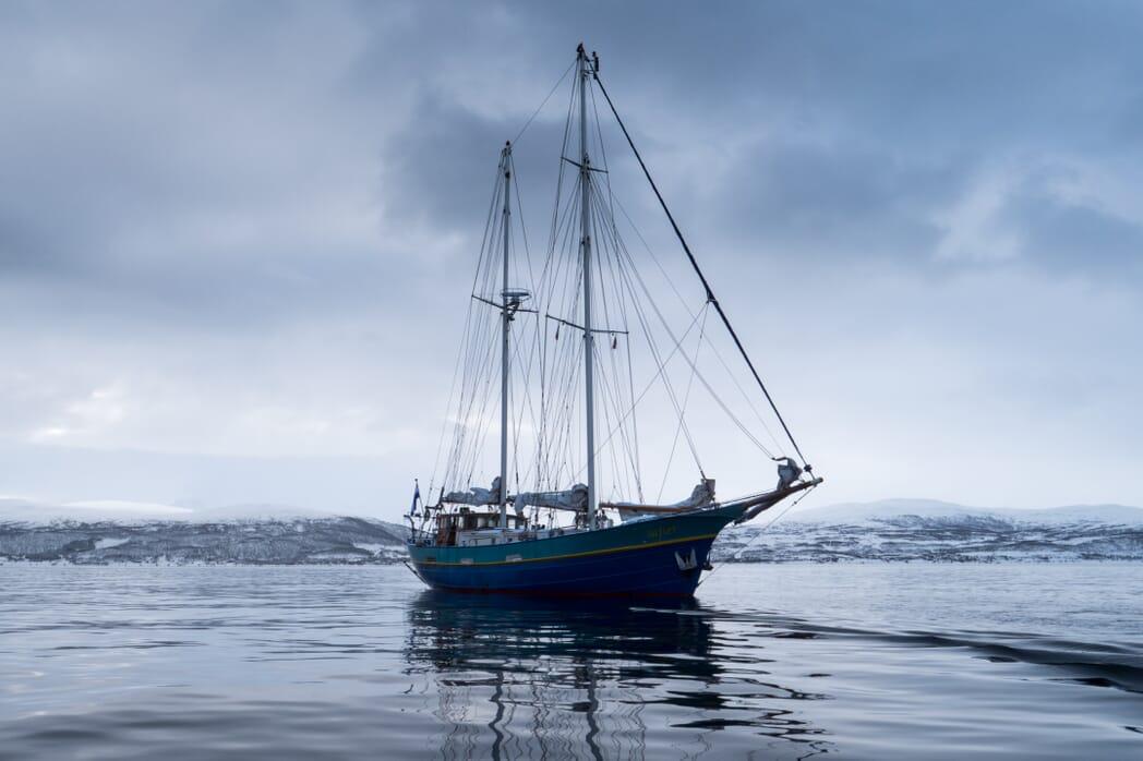 Ein einmaliges Abenteuer: Ski and Sail
