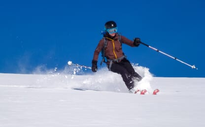 NEU: Aufbaukurs Tiefschnee Davos - Klosters 4+1