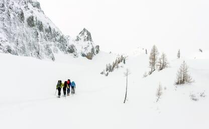 Skitour zum Wildhorn 3247m