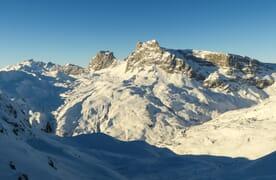 Skitour Klosters-Gargellen-Partnun