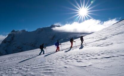 Skitour Steingletscher-Sustenhorn 3503m