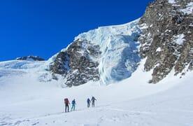Skitour zum Mont Vélan 3726m
