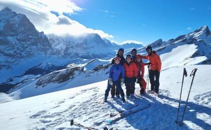 Skitouren Grindelgrat & Wildgärst, 2890m (Ski/Board)