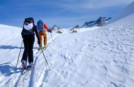Skitour Piz Borel - Badus 4+1
