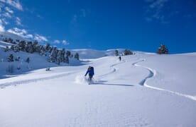 Skitouren Reschenpass im Vinschgau