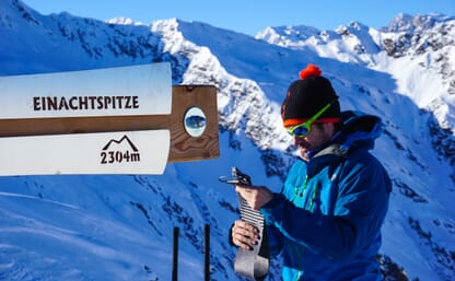 NEU: Skitouren und Wellness im Ridnauntal