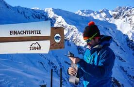 Skitouren und Wellness im Ridnauntal