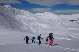 NEU: Skitouren im Südtiroler Langtaufers