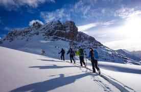 Skitouren in Bivio am Julierpass 4+1
