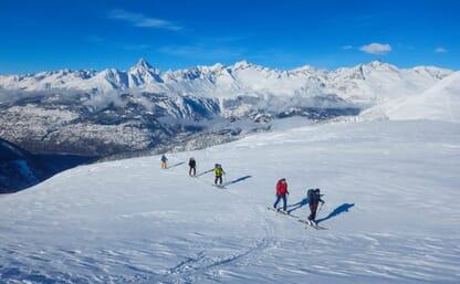 Skitouren rund um den Simplonpass