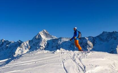 Skitouren im Lötschental