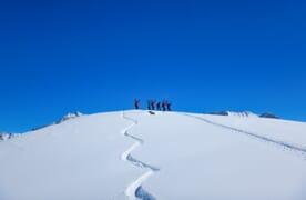Skitouren im Val d'Hérens ab Arolla