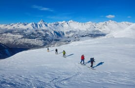 Skitouren rund um den Simplonpass Spezial