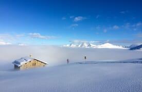 Skitouren ab Curaglia bei Disentis (Ski/Board) Spezial