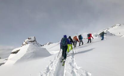 NEU: Skitouren im verträumten Safiental