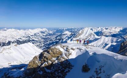 NEU: Skitouren am Gemmipass bei Leukerbad