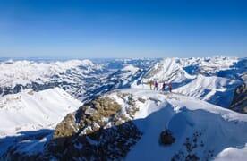 NEU: Skitouren am Gemmipass bei Leukerbad Spezial