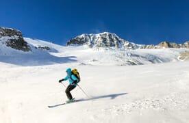 Skitouren ab Hotel Tiefenbach spezial