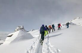 NEU: Skitouren im verträumten Safiental 4+1