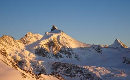 Skitour Bishorn 4153m