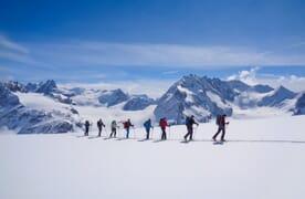 Skitour Haute Route Zermatt-Chamonix