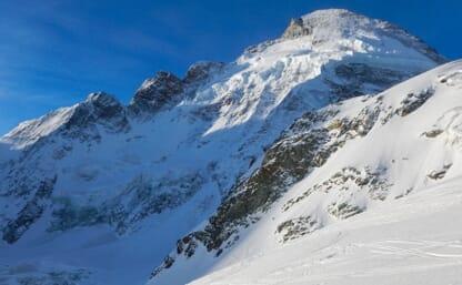 Skitour Dent d'Hérens Ostschulter 4002m