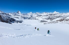 NEU: Skitouren 3x4000 Monte Rosa