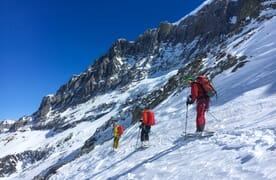 Skitour Tödi 3614m