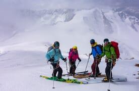 Skitour Urner Haute Route