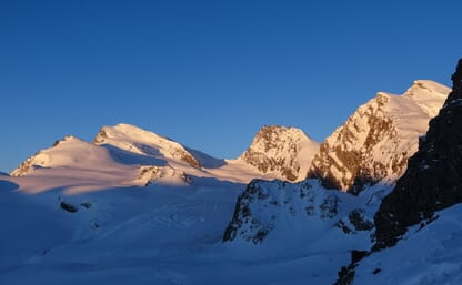4x 4000 Saas Fee-Zermatt auf Skiern