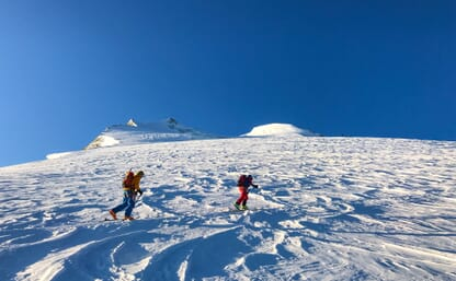 Skitour «Tour du Ciel»