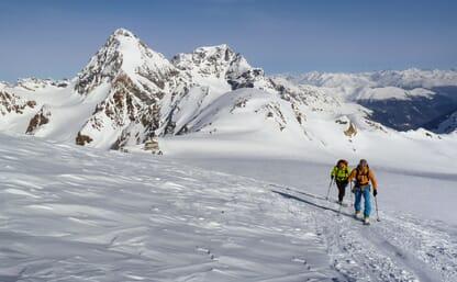 Skitouren im Ortler – Cevedale Massiv