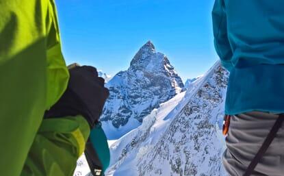 Skitour Haute Route Light Arolla-Zermatt