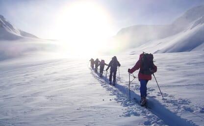 Skitouren Ötztaler Runde
