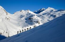 Skitouren Gran Paradiso und Monte Rosa