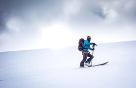 NEU: Skitour Steinbock Haute Route