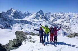 NEU: Skitour Grosse Tour du Ciel