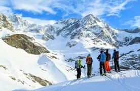 NEU: Skitour Bernina Haute Route