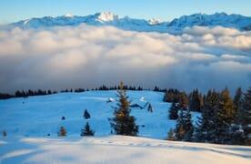 NEU: Schneeschuhtour in der Surselva