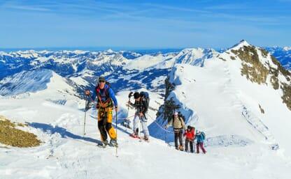Schneeschuhtour Wildhorn 3248m