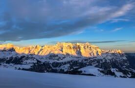 Schneeschuhtour Leglerhütte-Hanenstock