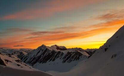Schneeschuhtour Cristallina 2911m