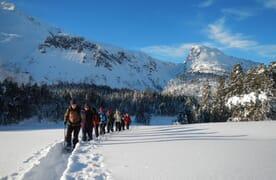 NEU: Schneeschuhtouren im Münstertal mit Sagen & Geschichten