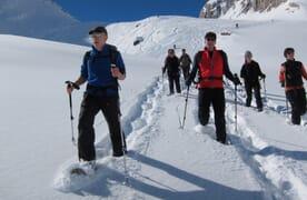 NEU: Schneeschuh-Gipfeltour Sustenhorn 3503m