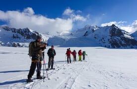 Schneeschuhtour Jungfraujoch-Lötschental