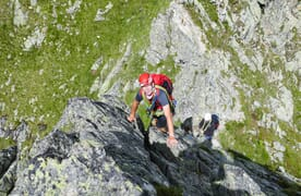 Grundkurs Bergsteigen Fels & Eis Susten