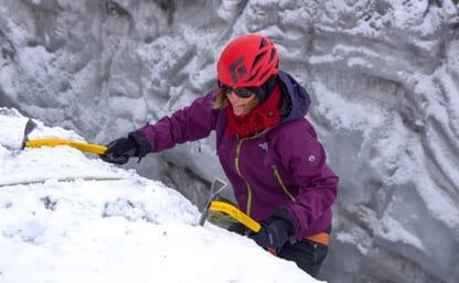 Bergsteigerkurs mit Wellness in Saas Fee