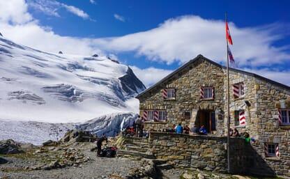 Leichte Hochtour zum Sustenhorn 3503m